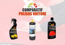 comparatif polish voiture