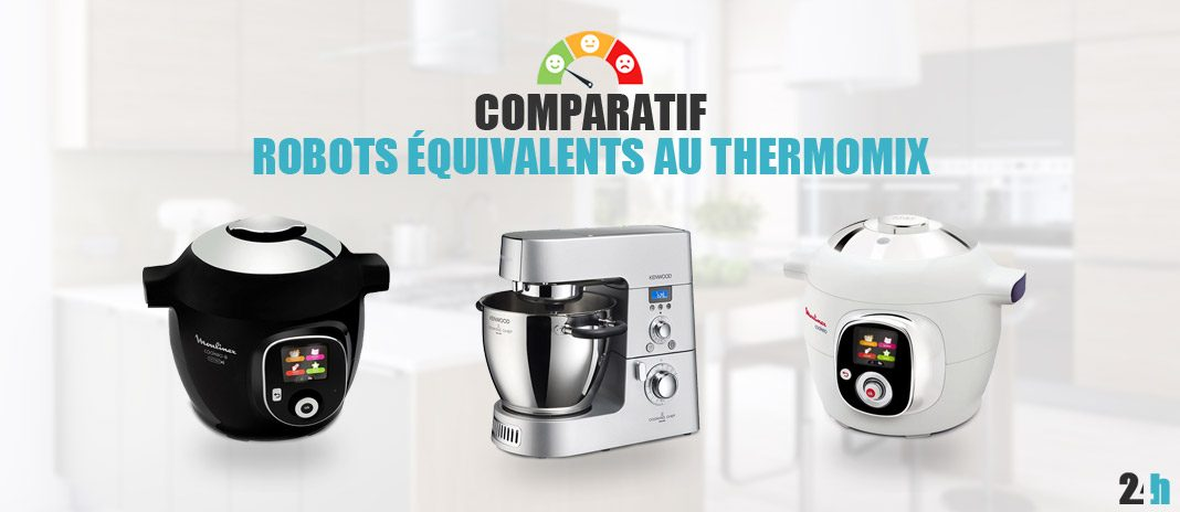 robots quivalents au thermomix avis et comparatif 2018. Black Bedroom Furniture Sets. Home Design Ideas