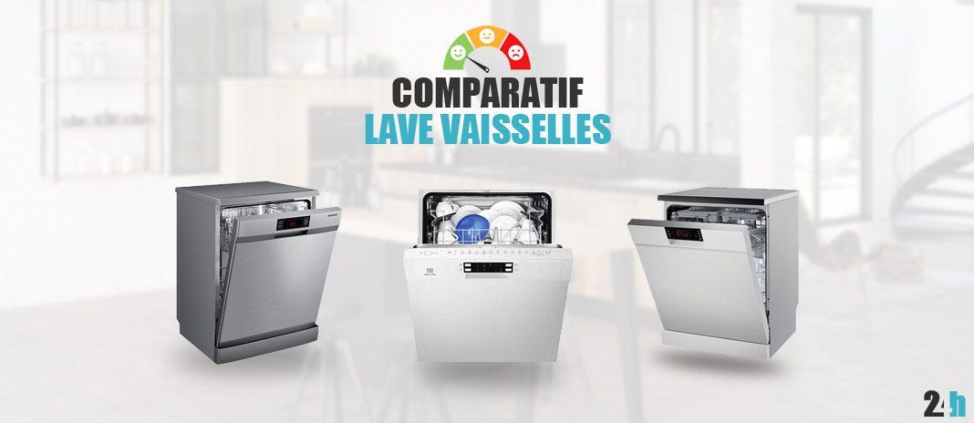 comparatif lave-vaisselle