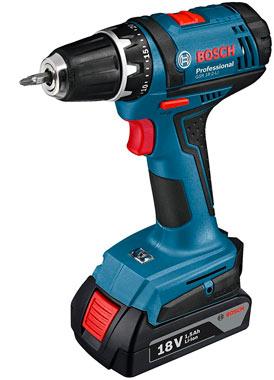 Bosch Professional GSR18 2 LI