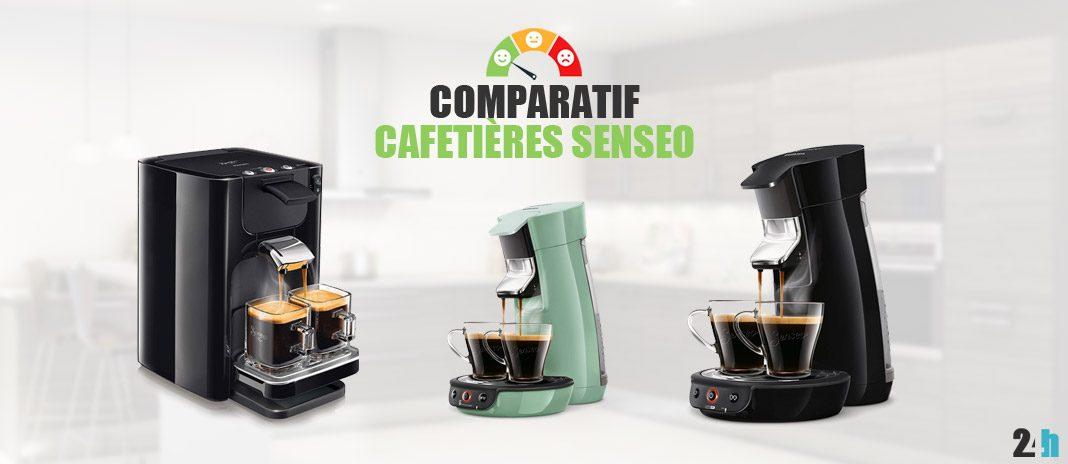 Comparatif senseo machines