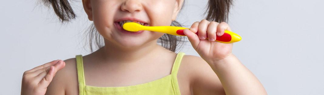 brosse a dents enfants