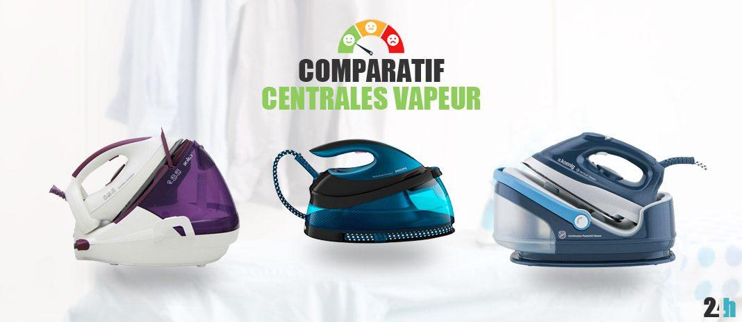 comparatif centrales vapeur
