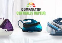 centrales vapeur comparatif