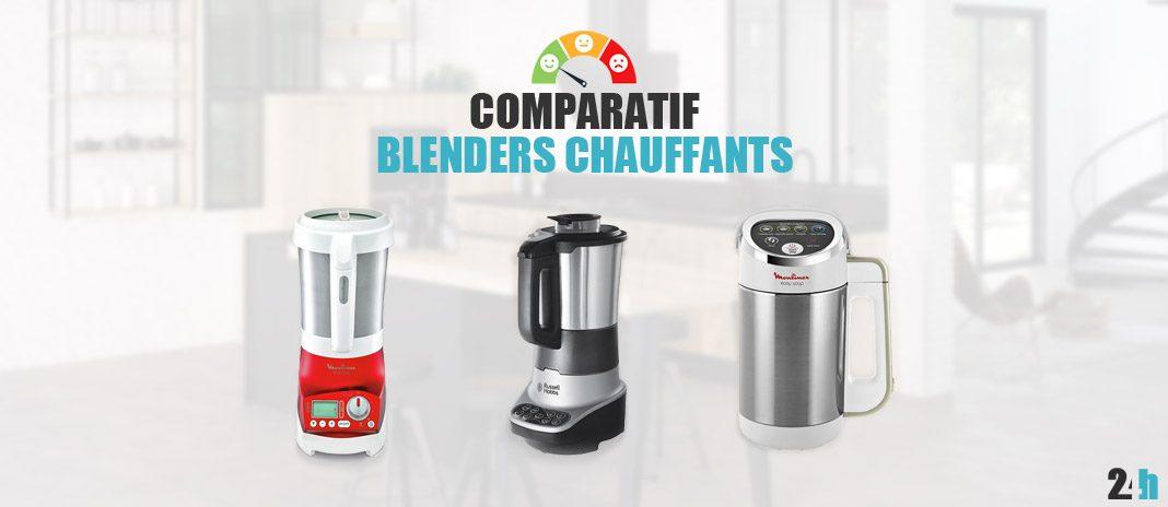 comparatif blender chauffant