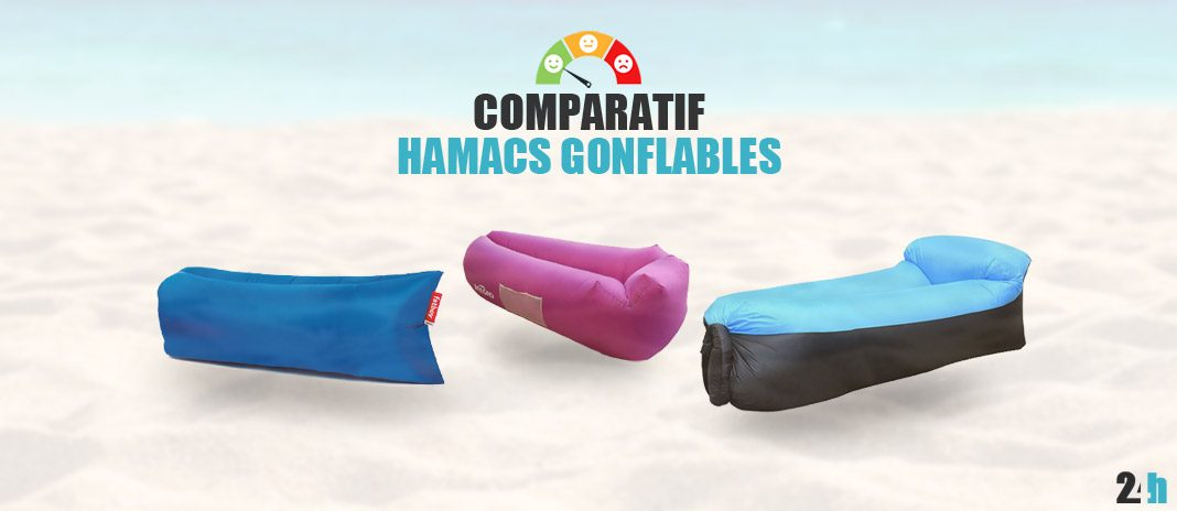comparatif hamacs gonflables