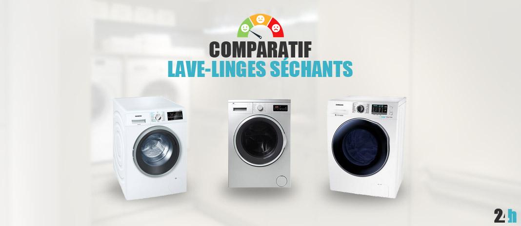 Lave-linges Séchants → Test, Avis, Guide d achat et Comparatif 2019 1c28d9d05087