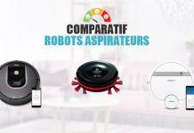 comparatif aspirateur robots