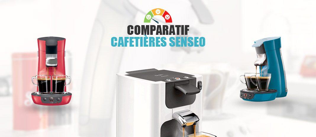 comparatif cafetieres senseo