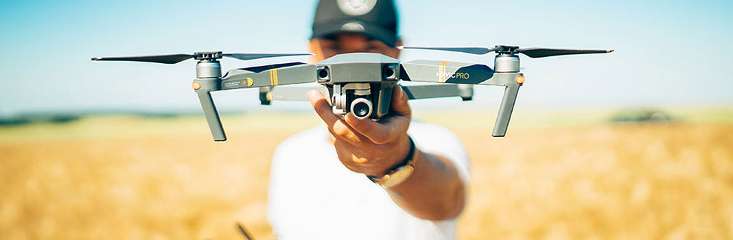 fonctionnement drone