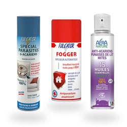 sprays insecticides