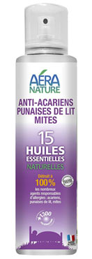 spray punaises de lit aux huiles essentielles