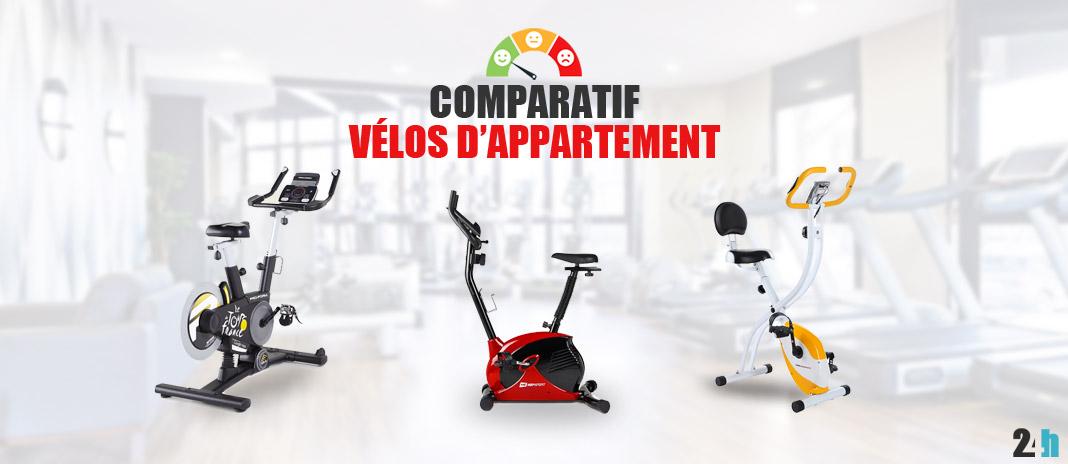 Vélo d'appartement → Guide d'achat, Avis et Comparatif 2019
