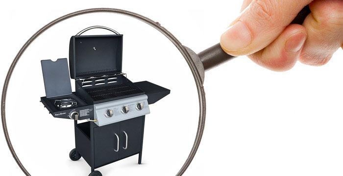 Choisir barbecue gaz