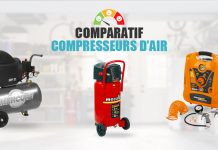 cCompararif compresseurs d'air