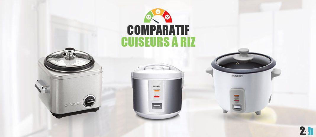 comparatif cuiseurs a riz