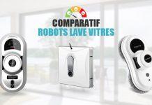 comparatif robots lave vitres