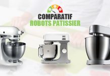 comparatif robots patissier