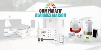 comparatif alarmes maison