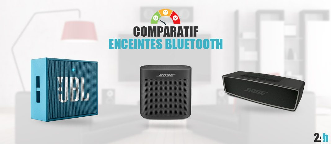 comparatif enceintes bluetooth
