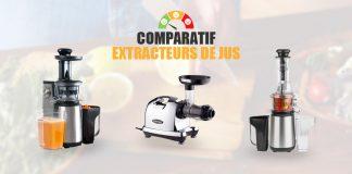 comparatif extracteur de jus