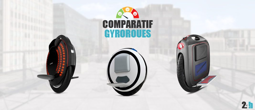 comparatif gyroroues