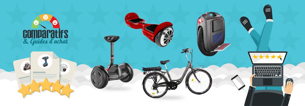 Guide d'achats mobilité