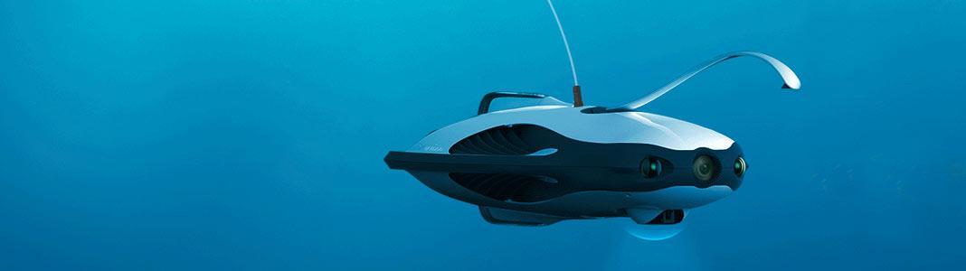 types drones aquatiques