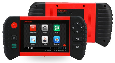 LAUNCH Crp TouchPro