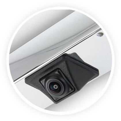 installation camera recul sur coffre