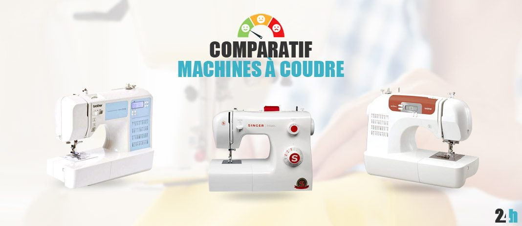 comparatif machines a coudre