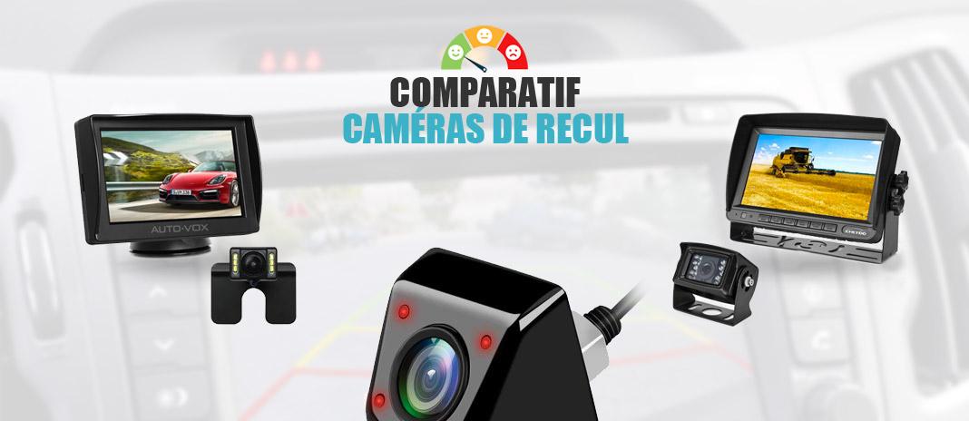 Caméra de recul → Comparatif, Avis et Guide d achat 2019 42571c71c137