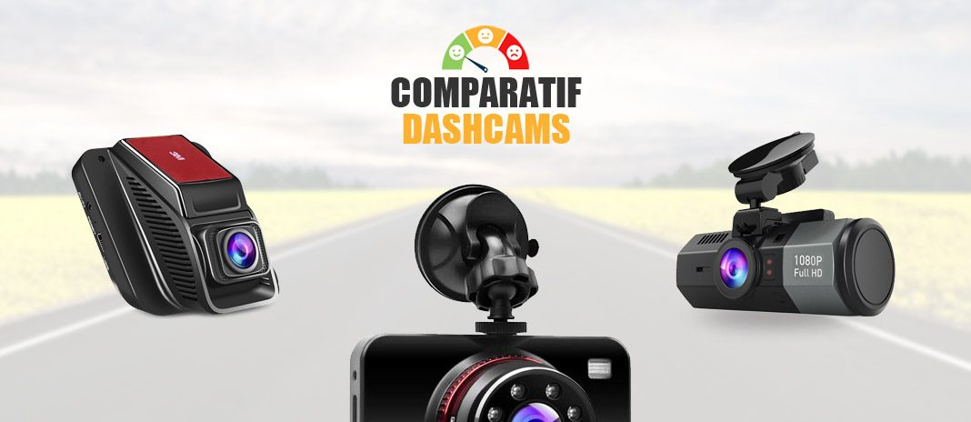 comparatif dashcam