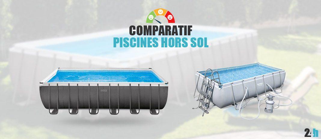 comparatif piscines hors sol