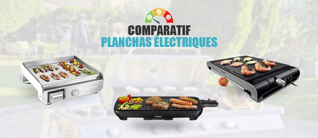 comparatif planchas electriques