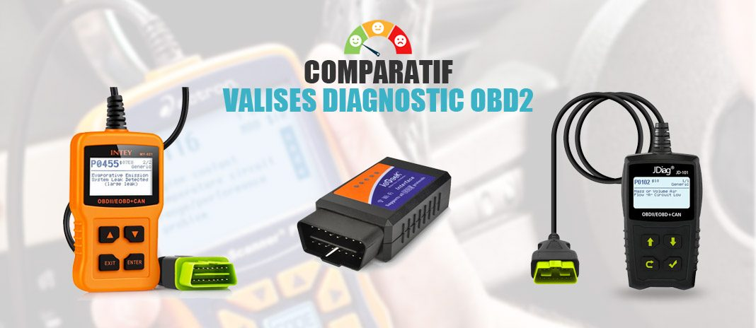 comparatif valises diagnostic