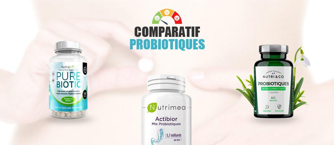 meilleurs probiotiques comparatif