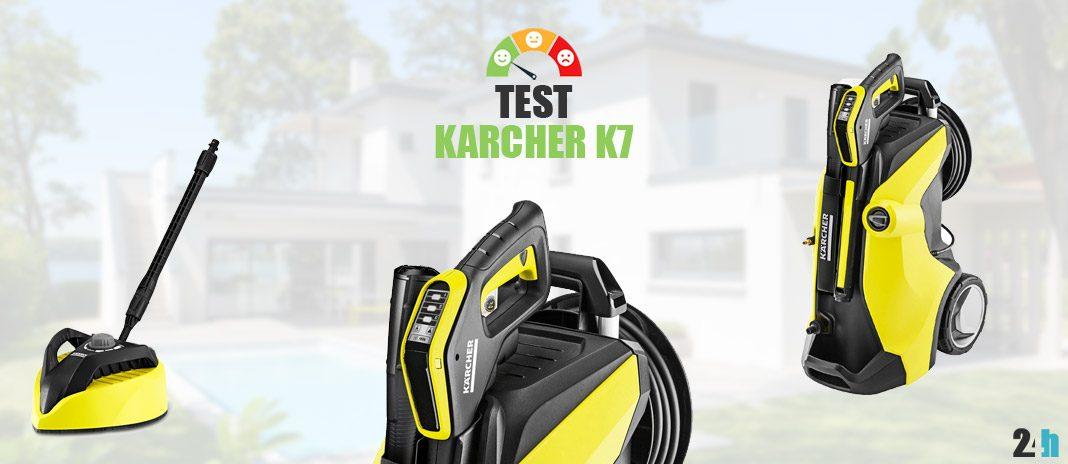 test Karcher K7