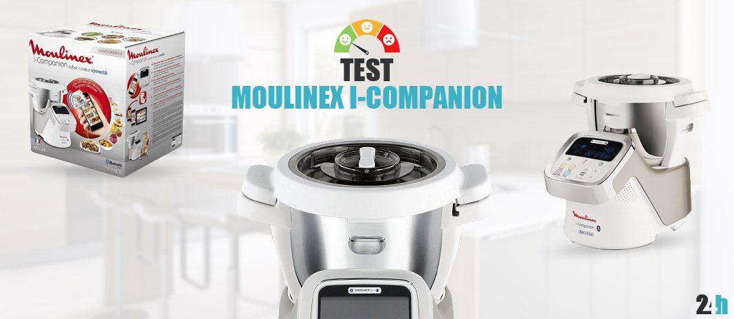 test moulinex i-companion