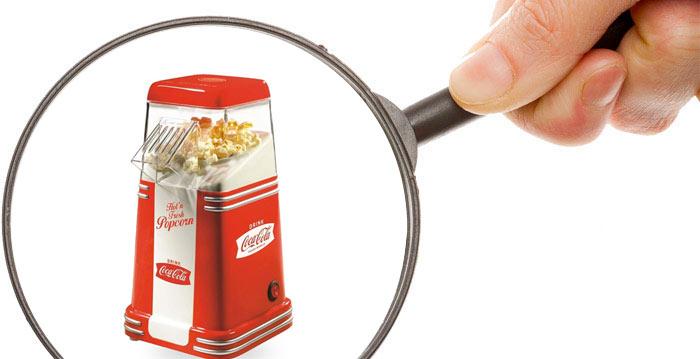 criteres choix machine popcorn