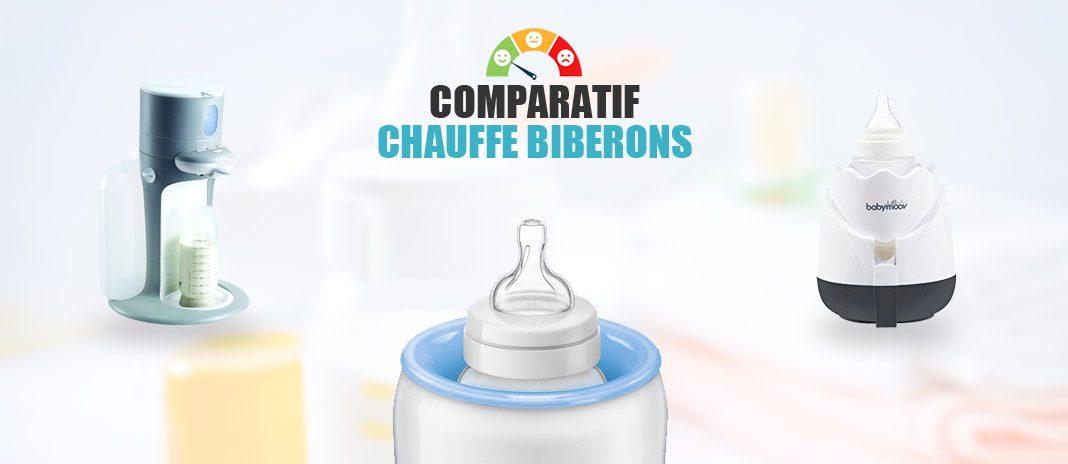 comparatif chauffe biberons bebe