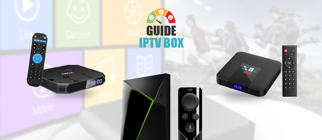 iptv box comparatif