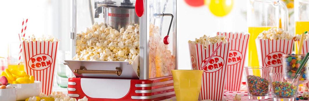 machine a pop-corn