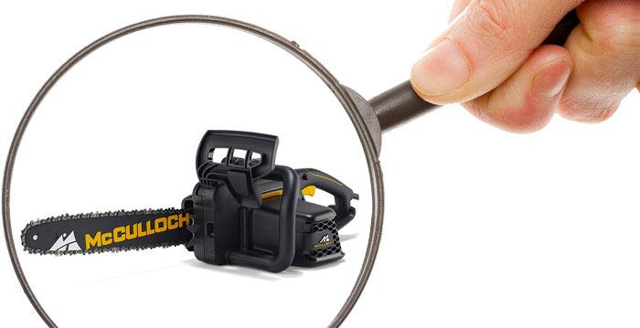 choisir une tronconneuse electrique