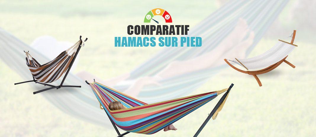 comparatif hamacs sur pied