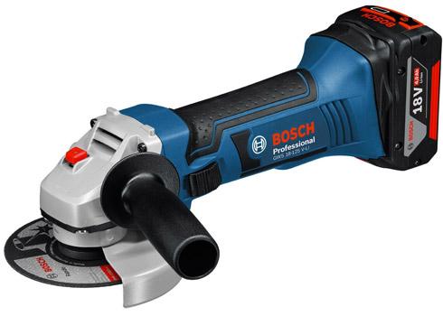 Bosch GWS 18-125 V0LI