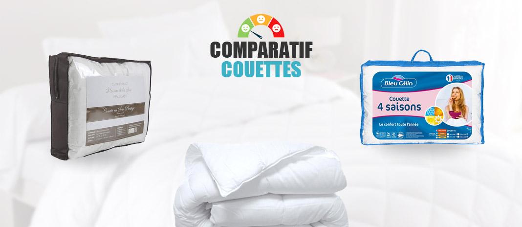 Couette Guide Dachat Et Comparatif Des Meilleurs Modèles 2019