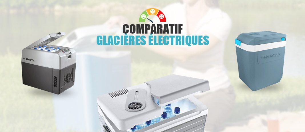 comparatif glacieres electriques