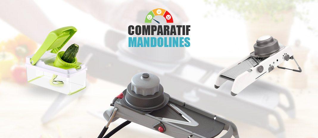 comparatif mandolines
