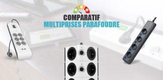 comparatif multiprises parafoudres
